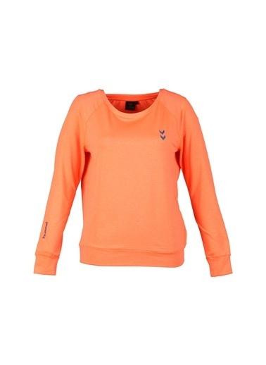 Hummel Sweatshirt Pembe